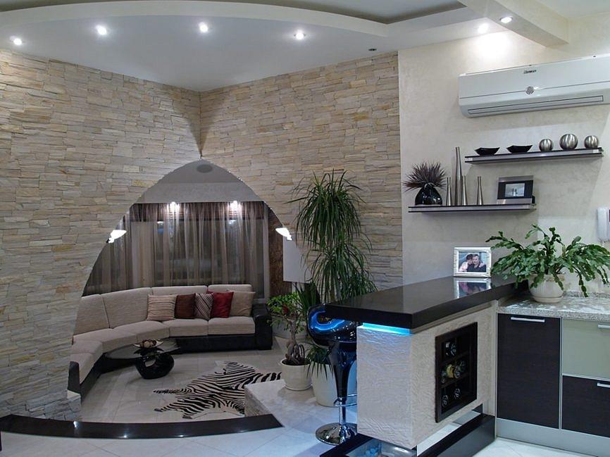 Ремонты домов фото кухни