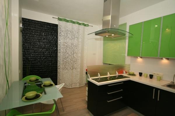 Сделать ремонт в кухне