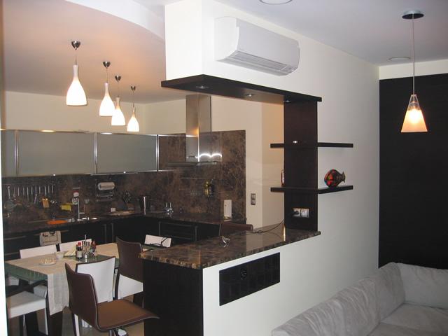 Кухня в пятиэтажке дизайн
