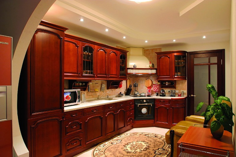 Фото дизайн ремонта кухни